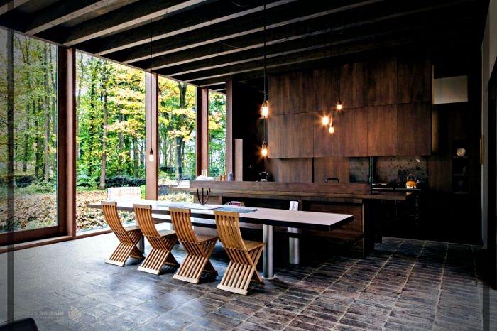 Heute zeigen wir Ihnen in Mundo Fachadas, wie Sie die Unvollkommenheiten ausnutzen können, die …   – Diseño de Interior