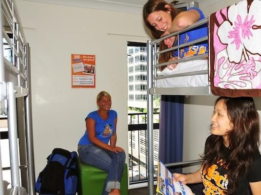 Nomads Auckland Backpackers Hostel Auckland, New Zealand