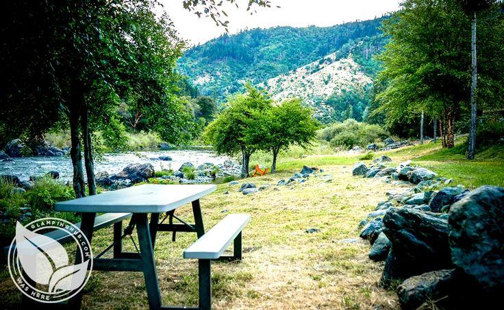 Yurt Rental Northern California | Camping Yurt California, glamping