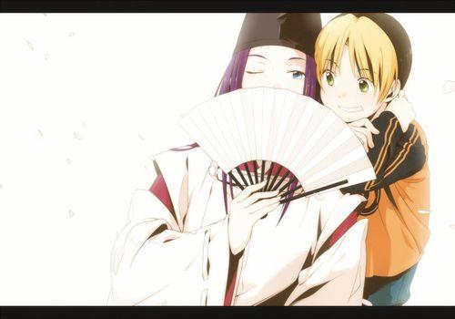 Hikaru no Go is the anime love of my life.