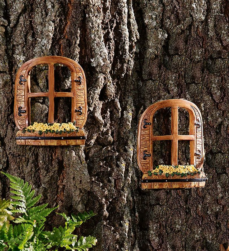 161 best images about faerie windows doors on pinterest for Original fairy door