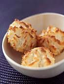 Coquitos faciles - galletas de coco