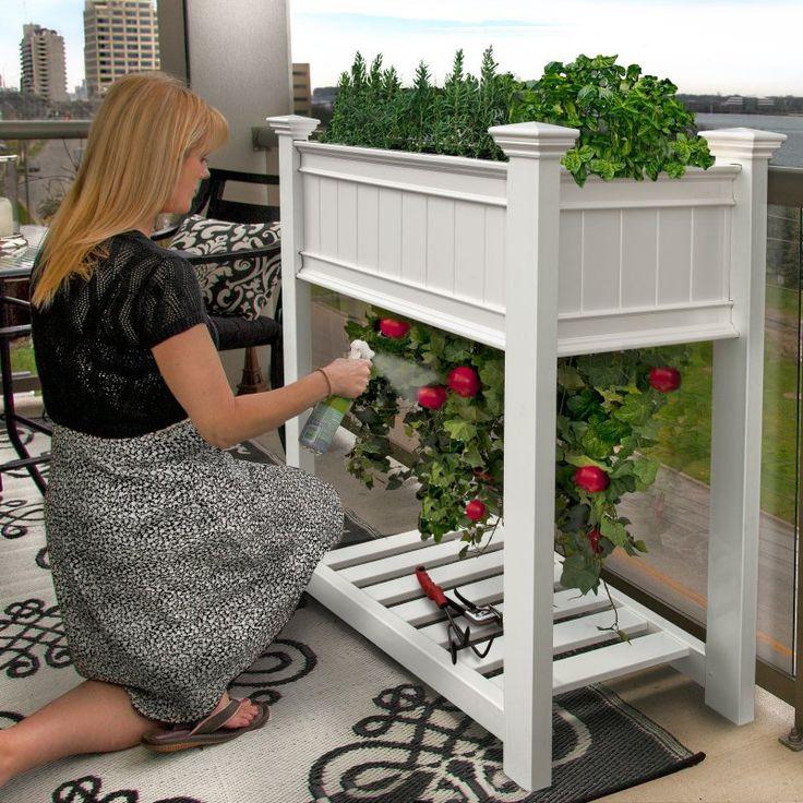Large Redwood Planter Box For Tomatoes: Best 25+ Tomato Planter Ideas On Pinterest