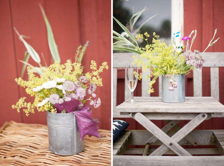 Lovely flower arangements