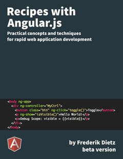 A community project dedicated to collecting resources for the Angular.js framework. You find here easy to follow cookbook style recipes for issues you are likely to face when working with Angular.js.