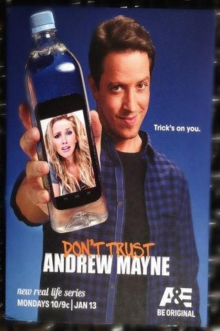 Watch Don't Trust Andrew Mayne Online