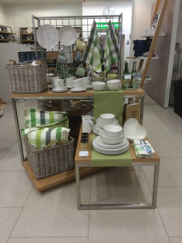 marks spencer home nottingham home retail homewares layout landscape tables retail merchandisingmerchandising ideasproduct displayshop