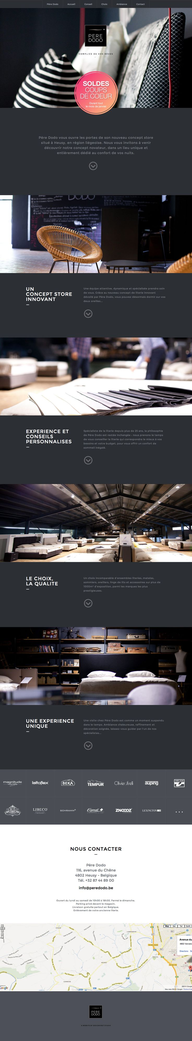http://www.peredodo.be/ | #webdesign #it #web #design #layout #userinterface #website #webdesign < repinned by www.BlickeDeeler.de | Visit our website www.blickedeeler.de/leistungen/webdesign