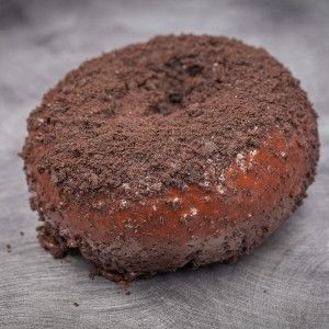 Fractured Prune Donuts! Morning Buzz - Mocha glaze & cookie crumbs #FLFfave #Carbnite