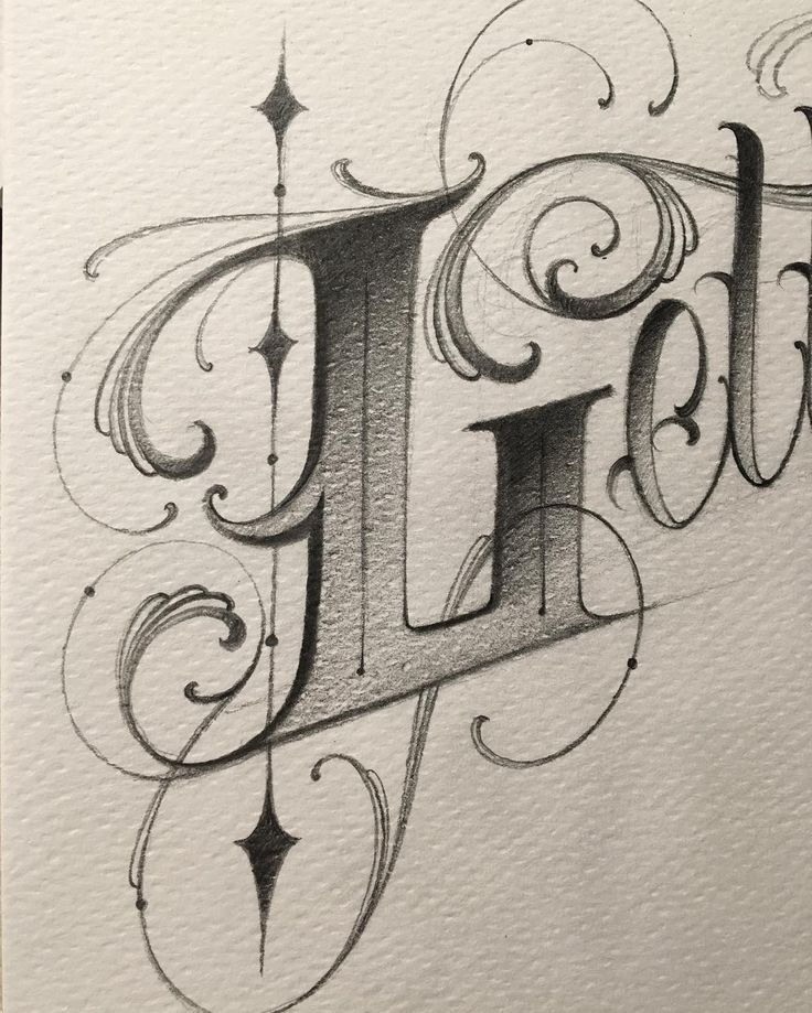 L tattoo tattoos thebesttattooartists letra letras