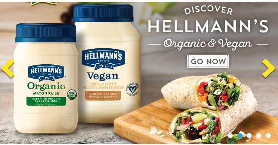 New Hellmann's Coupon = Vegan Spread As Low As $1.12 at Publix!