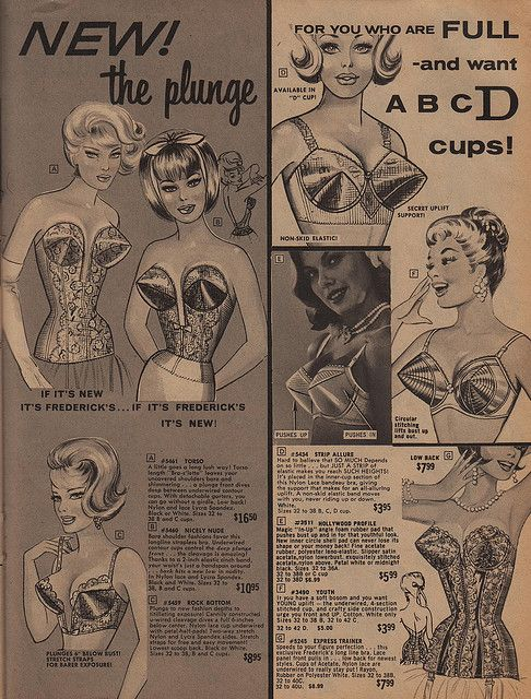 1964 Frederick's of Hollywood catalog