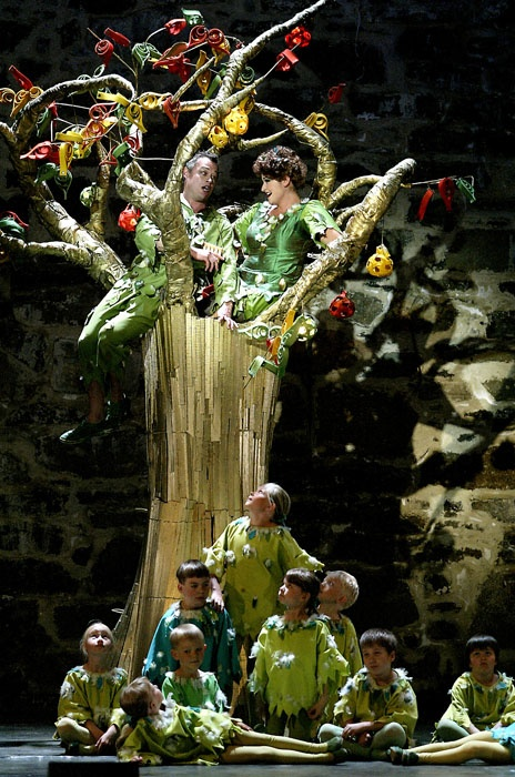 Mozart: The Magic Flute – Savonlinna Opera Festival 2012