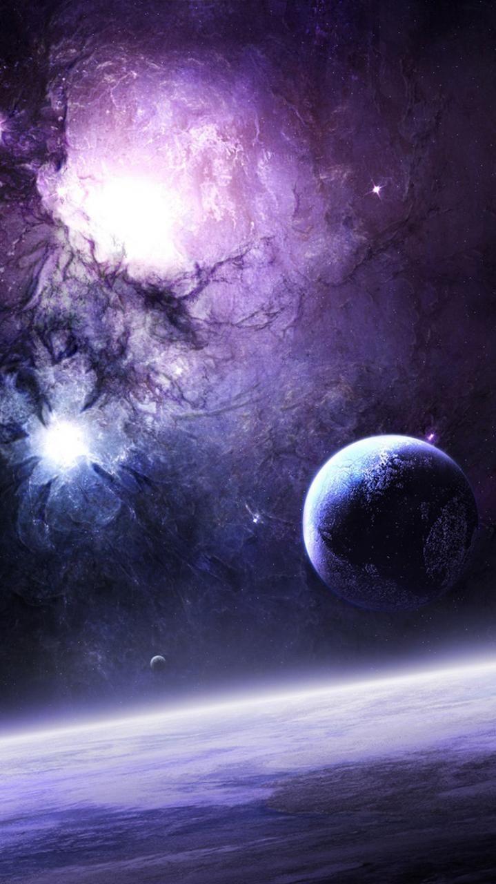 красивые фото картинки космос на телефон цветоводы