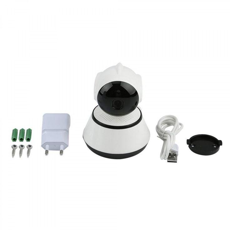 Wireless CCTV Camera WiFi Telecom Micro SD Rotatable Defender Home Security New #WirelessCCTVChina #DomeCamera