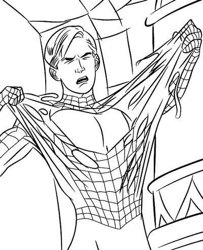 [UPDATED] 100 Spiderman Coloring Pages (September 2020