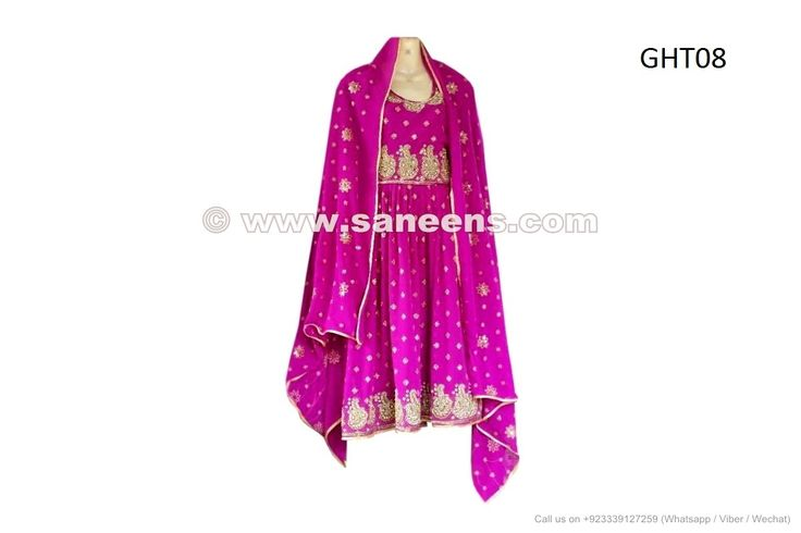 Afghan Bridal Fancy Suit Traditional Raqs Al Sharqi Silma Sitara Clothing - Saneens Online Store
