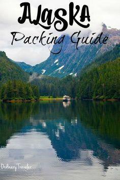 Packing List for Alaska #travel #travelling #destinations #travelblogger #travelstories #travelinspiration #besttravel #tourism #travelwriter #travelblog #traveldeeper #traveltheworld #AlaskaTravel #Alaska http://adventuresoflilnicki.com/