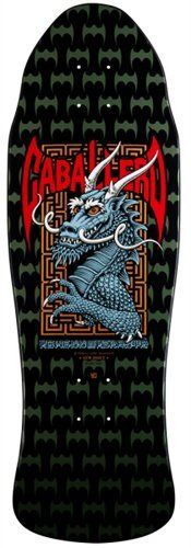 Powell Peralta Caballero Street Batman Old School Skateboard Deck by Powell-Peralta. $62.99. Top Quality (Re-issue) Powell Peralta Old School Skateboard Deck