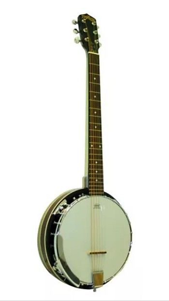 No vintage knot grover banjo