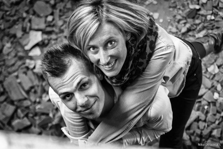 Séance photo couple urbain Caen