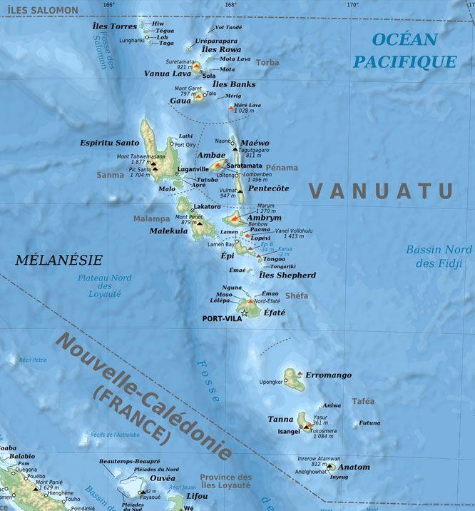 Vanuatu, South Pacific. I've been to Espiritu Santo, Malekula, Pentecoste & Maewo :)