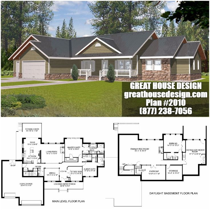 119 best insulated concrete form homes by great house for Icf building plans