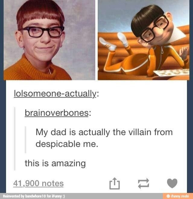 Villian from Despicable Me