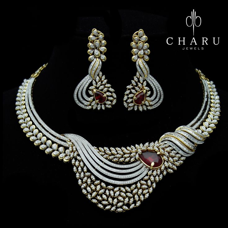 #Special #wedding #collection from the Masters of #designing #Indian #Traditional #diamond #jewelery