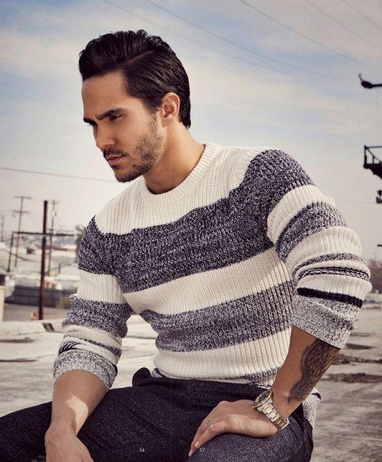 VJBrendan.com: 'Bello' Cover Boy: Carlos PenaVega