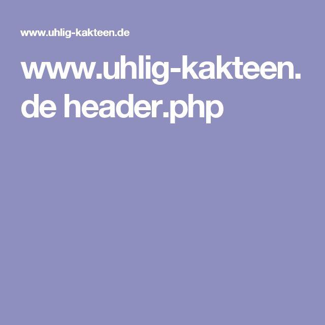 www.uhlig-kakteen.de header.php