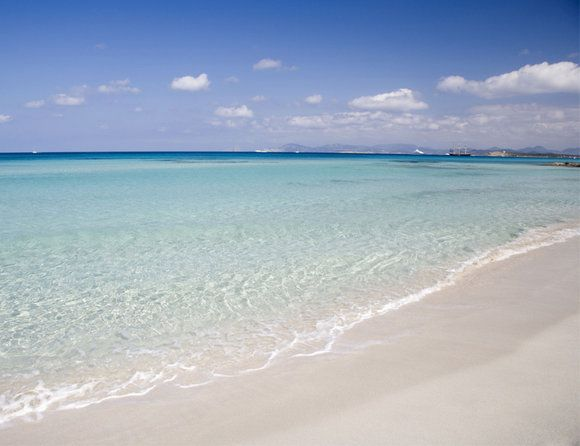 Platja de Ses Illetes - Formentera. the dream that has little chances of becoming reality...