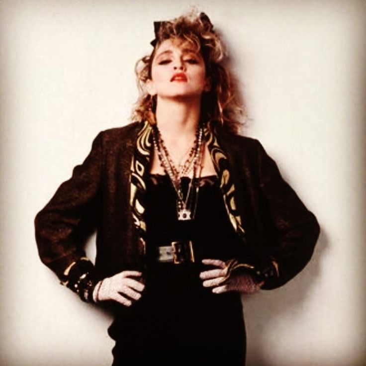 Madonna   Madonna, Style, We the people
