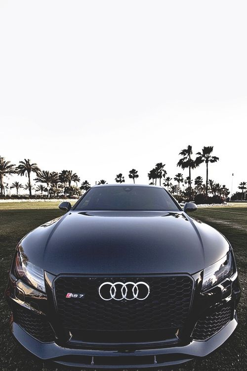 wearevanity: The Audi RS7 | WAV