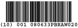"""So what is a barcode?  A barcode is a type of font that a scanner can """"read"""" and understand as a letter, number or symbol."""