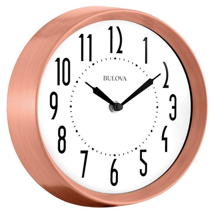 best 25 small wall clocks ideas on pinterest figure 8. Black Bedroom Furniture Sets. Home Design Ideas