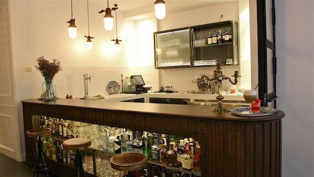 Cafeteria Hotel Siete Islas Madrid