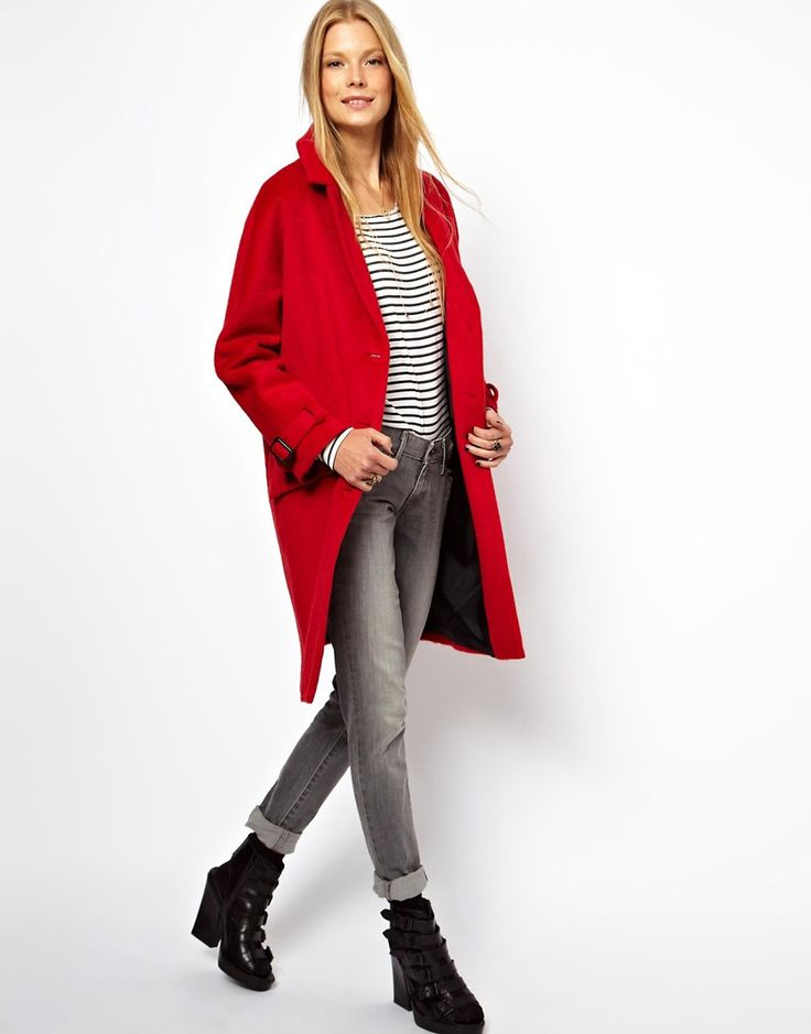 31 best Ravishing Red Coats images on Pinterest | Red coats, Fall ...