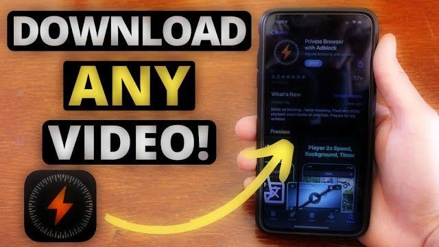 أفضل برنامج تنزيل الفيديو على الايفون والايباد Samsung Gear Fit Timer Apple Iphone