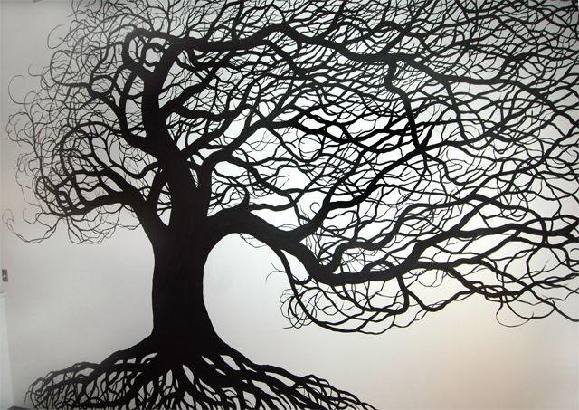 Best 25+ Tree Silhouette Ideas On Pinterest