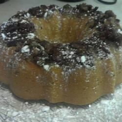 Bacon Breakfast Cake Allrecipes.com I did a few things different ...