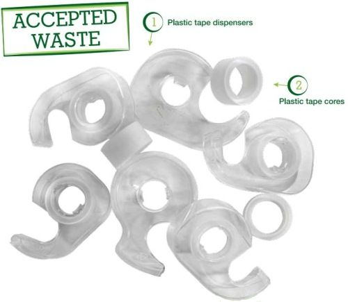 TerraCycle -- Recycles tape dispensers and cores (free shipping)