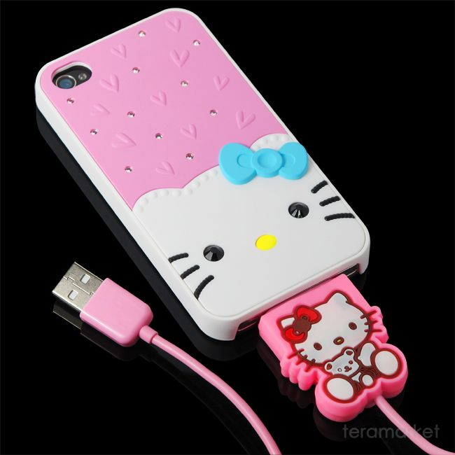 Hello Kitty Iphone C Case