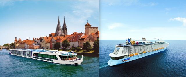 Take to the sea on your next holiday. But before you go, know the differences between big-ship and intimate cruises.