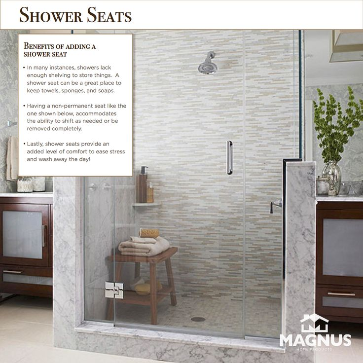 Benefits of Shower Seats showerseats bathroomdesign homeimprovement
