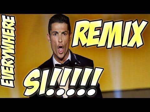 Grito De Cristiano Ronaldo (Siii) - BestiaGames - YouTube