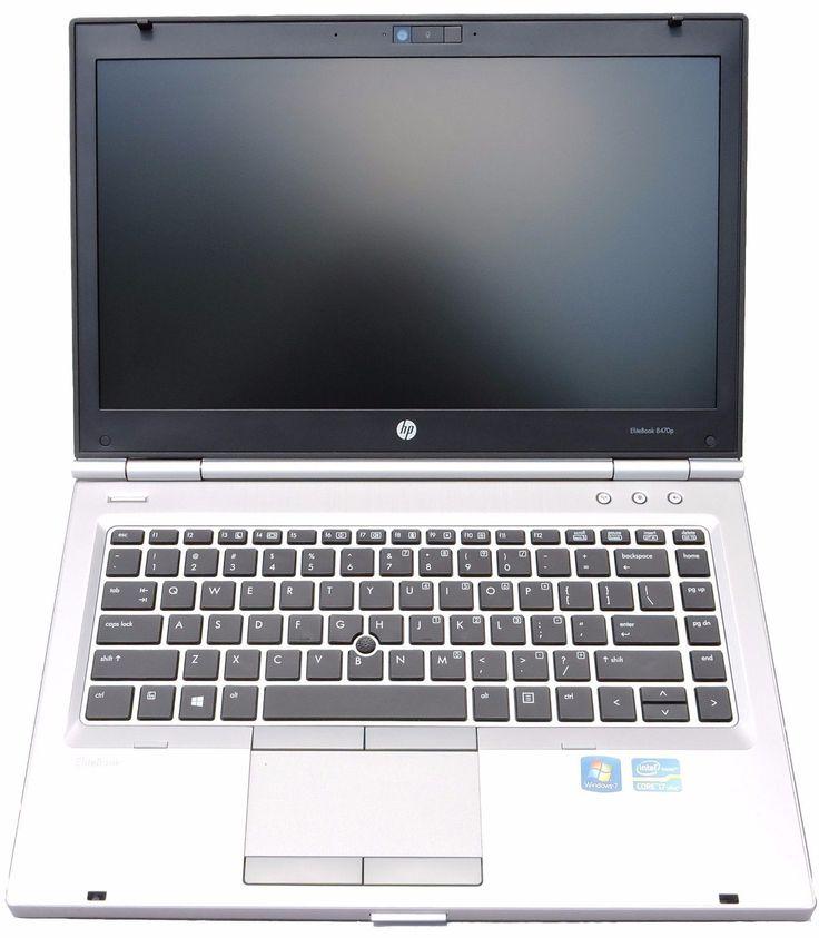 HP EliteBook 8470P Notebook PC Intel Quad Core i7 3720QM 8GB DDR3 HD 500GB HDD | eBay (scheduled via http://www.tailwindapp.com?utm_source=pinterest&utm_medium=twpin&utm_content=post31669260&utm_campaign=scheduler_attribution)
