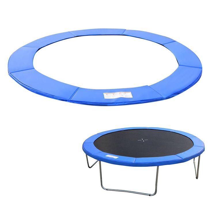 Cojín para resortes de trampolín para bordes de cama elástica