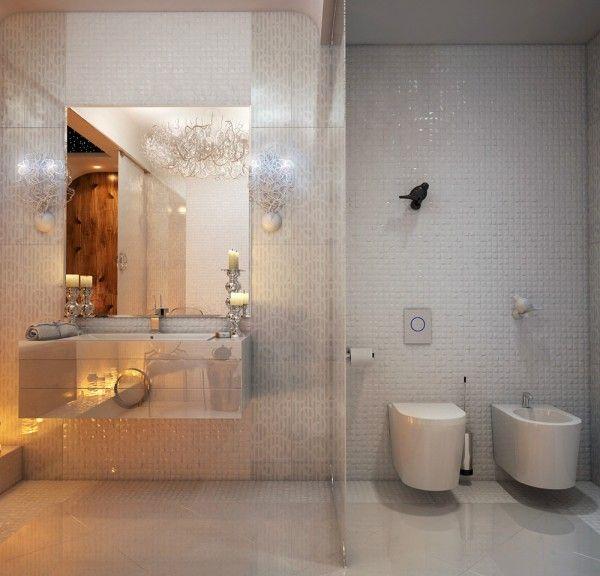 Углубленный Посмотрите на 8 роскошных ванных комнат