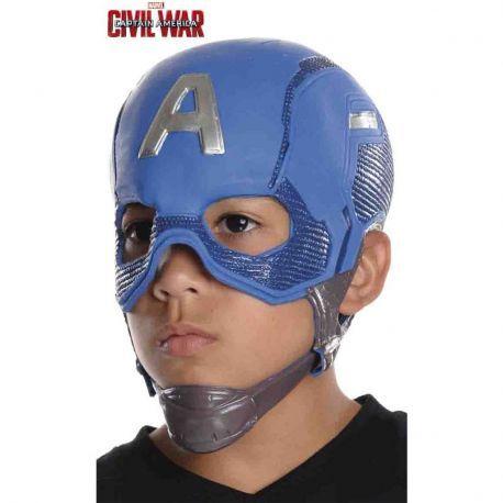 #Máscara de #Capitán América Infantil Perfecto para tus fiestas, mercadisfraces tú #tienda de #disfraces #online